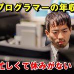 IT業界プログラマーの年収と給料明細【辞めて転職したい】