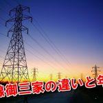 電線御三家の違い【住友電工・古河電工・フジクラの年収】