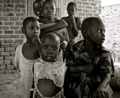 発展途上国の子供